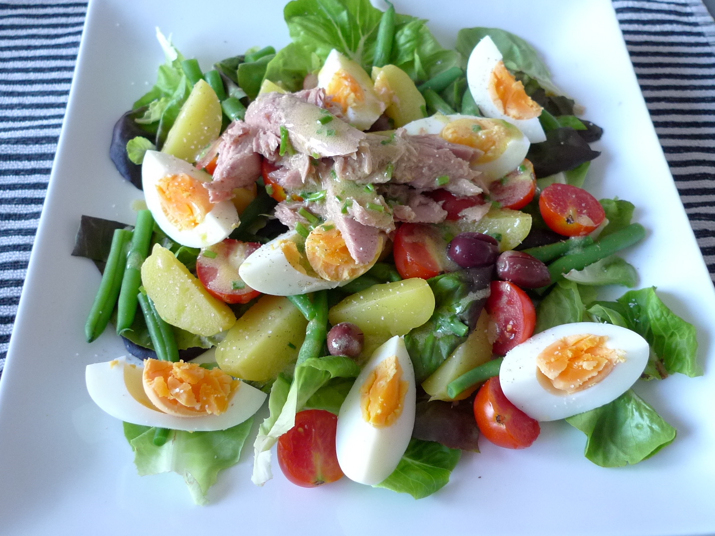 Nicoise Salad - Foodie in Berlin