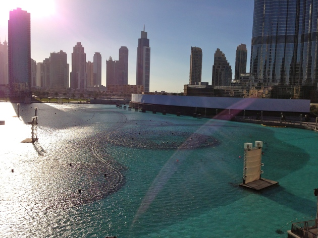 Emirati mall
