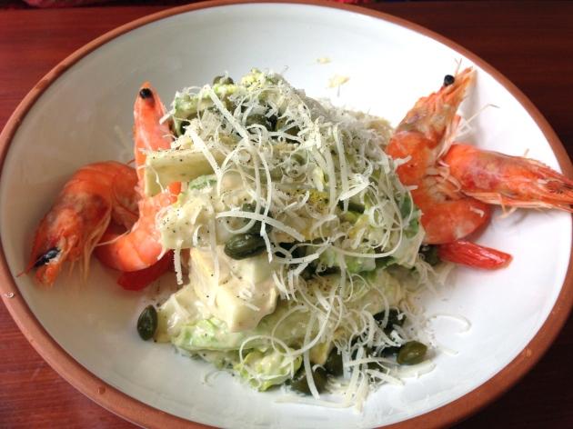 Caesar salad, Mogg & Melzer