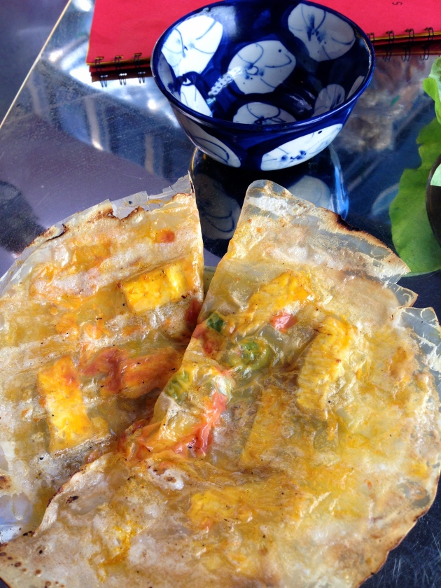 Vietnamese Rice Tacos