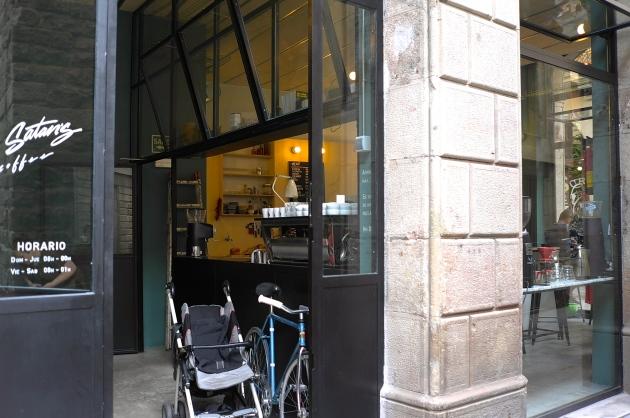 Satan's Coffee, Barcelona