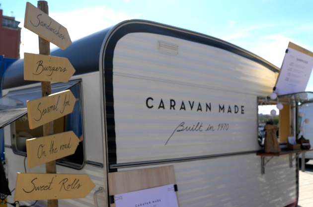 Caravan Made at Eat Street